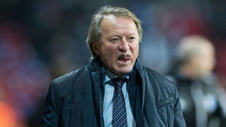 L'entraîneur belge Ariël Jacobs
