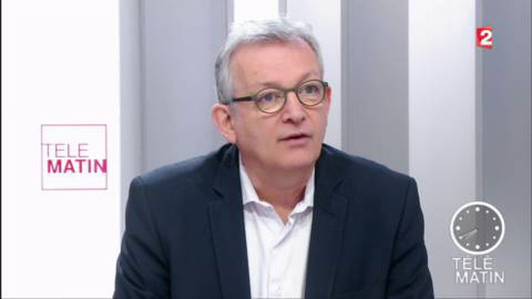Pierre Laurent (FRANCE 2)