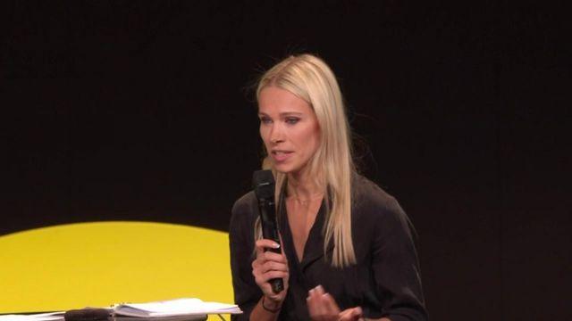 Le premier discours de Marion Rousse, directrice du Tour de France Femmes
