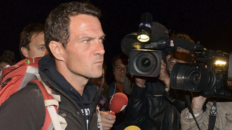 (Jérôme Kerviel a été arrêté et conduit au commissariat de Menton © Reuters-Jean-Pierre Amet)