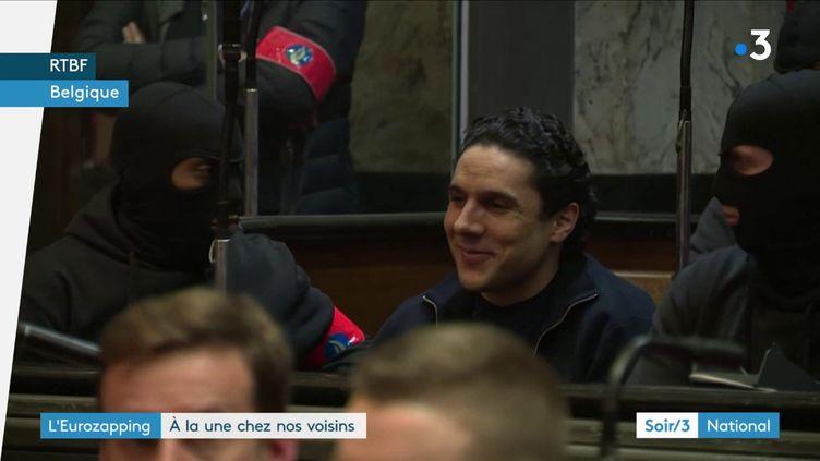 Mehdi Nemmouche condamné à vie. (France 3)