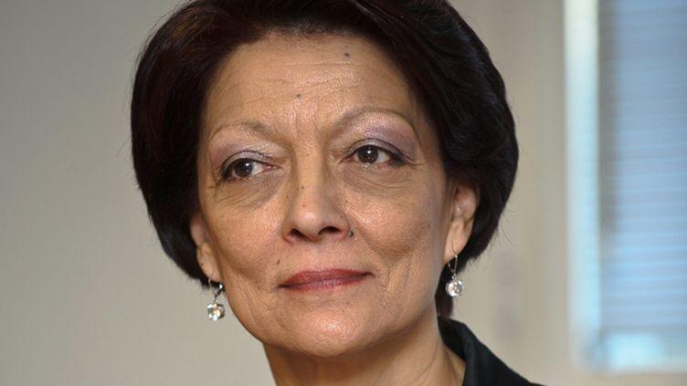(Mireille Ballestrazzi, première femme à présider Interpol © Maxppp)