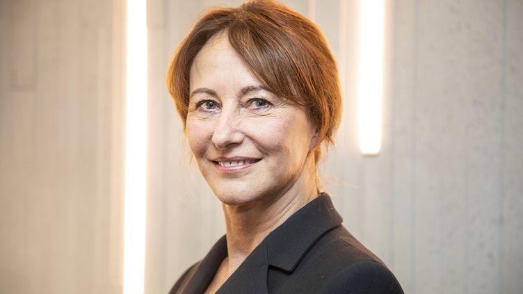 Ségolène Royal ne sera plus ambassadrice des pôles le 24 janvier 2020. (LP/YANN FOREIX / MAXPPP)