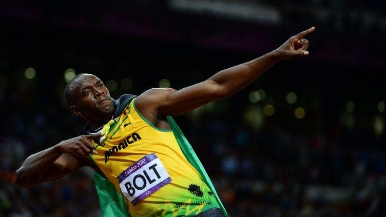 Usain Bolt va tenter de devenir Champion du Monde du 100 mètres à Moscou en août.