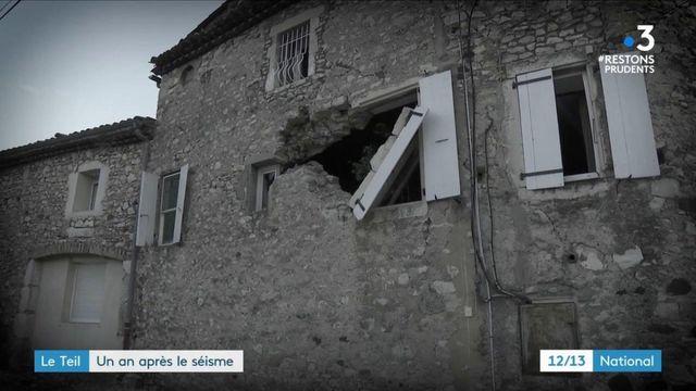 Le Teil : réussir à se relever un an après le séisme