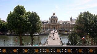 L'Institut de France, qui abrite cinq différentes académies dont celle des Beaux-Arts (juin 2009)  (Loïc Venance / AFP)