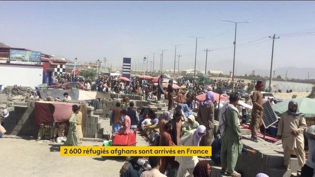 Afghanistan : 2 600 réfugiés en France, mais l'Europe craint un afflux massif