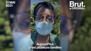 VIDEO. Essonne : Après l'agression au marteau d'un adolescent, sa famille appelle au calme (BRUT)
