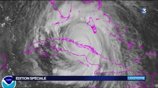 Cuba : l'ouragan Irma s'abat sur l'île