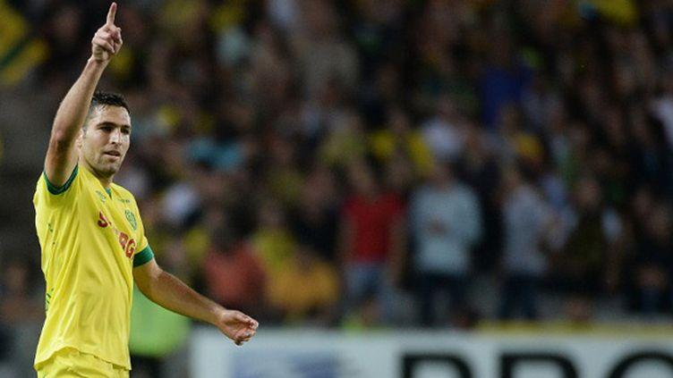 Itay Schechter (FC Nantes) (JEAN-SEBASTIEN EVRARD / AFP)