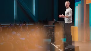 Mark Zuckerberg, CEO de Facebook,auFacebook Communities Summit 2019. (FACEBOOK)