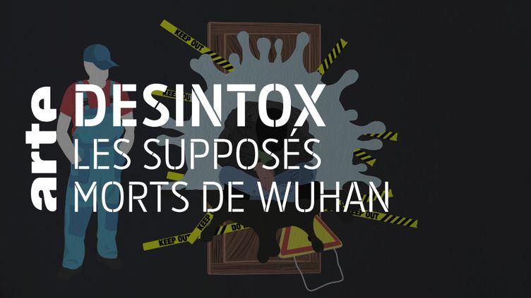 Coronavirus en Chine : non, les rues de Wuhan ne sont pas pavées de cadavres (ARTE/LIBÉRATION/2P2L)