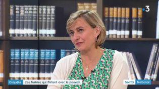 Katia Chapoutier (France 3)