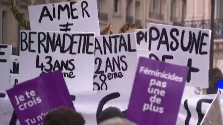 Féminicides : des drames qui se répètent (FRANCEINFO)