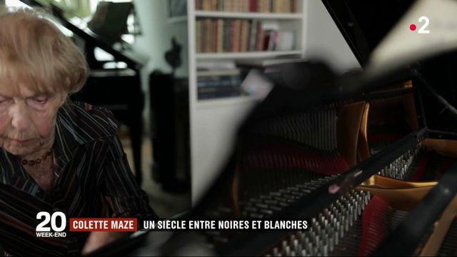 Colette Maze, 103 ans, sort un album hommage à Debussy