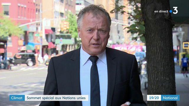 Climat : le sommet spécial de l'ONU s'ouvre lundi 23 septembre