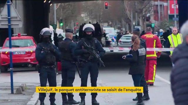 Attaque à Villejuif : le parquet anti-terroriste se saisit de l'enquête