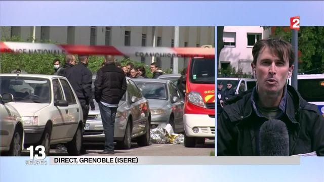 """Fusillade à Grenoble : """"Les personnes ciblées étaient très connues des services de police"""""""