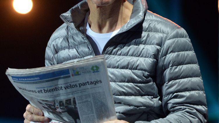 Jean-Jacques Goldman (2014) (PATRICK HERTZOG / AFP)