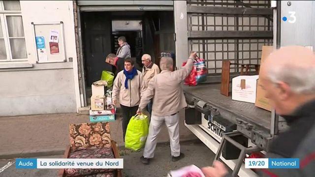 Aude : le village de Blendecques se mobilise pour envoyer des dons