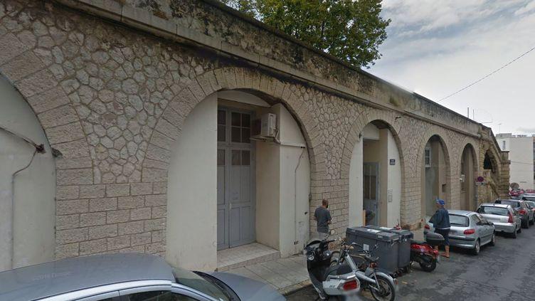 La mosquée Es-sunna de Sète (Hérault) a été fermée le 5 avril 2017 par arrêté préfectoral. (GOOGLE STREET VIEW)