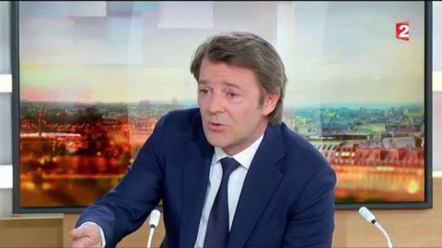 """François Barouin : """"François Fillon n'est pas seul, toute la famille est rassemblée"""""""