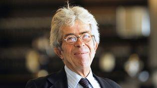 L'ancien juge d'instruction Jean-Michel Lambert, le 1 septembre 2014 au Mans (Sarthe). (JEAN-FRANCOIS MONIER / AFP)