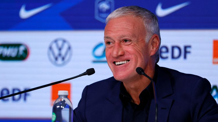 Didier Deschamps (THOMAS SAMSON / AFP)