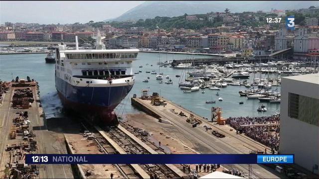 STX : Bruno Le Maire veut apaiser les tensions avec l'Italie