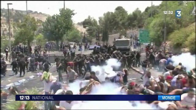 Israël-Palestine : montée des tensions