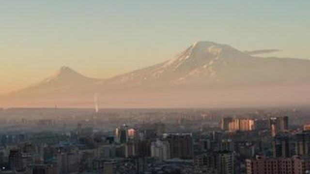 Le mont Ararat, symbole de l'Arménie