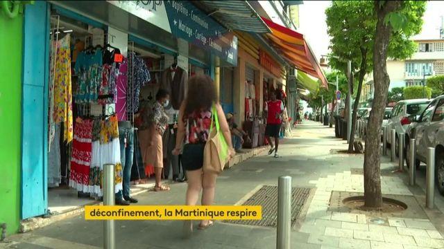 Coronavirus : la Martinique espère profiter du déconfinement bon