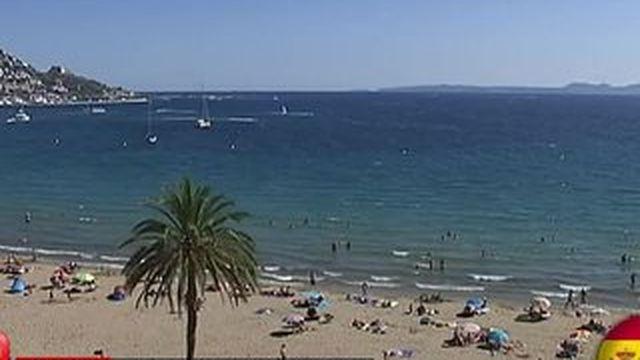 Quand Côte d'Azur et Costa Brava se disputent les touristes