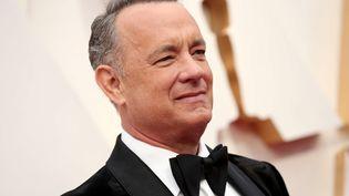 Tom Hanks à la cérémonie des Oscars à Los Angeles, le 9 février 2020 (JOHN SALANGSANG/BEI/REX/SIPA / SHUTTERSTOCK)