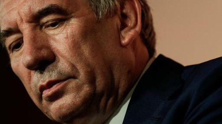 François Bayrou. (DR)