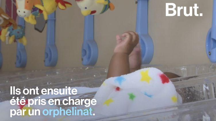 """VIDEO. """"Les boîtes à bébés"""", un dispositif qui ne fait pas l'unanimité (BRUT)"""