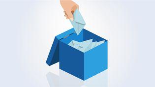 Elections : quels moyens pour frauder ? (PASCALE BOUDEVILLE/FRANCETVINFO)