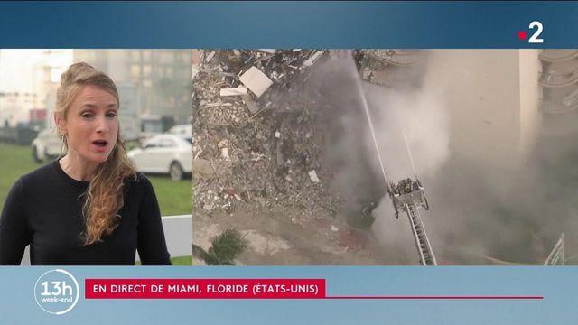 Effondrement en Floride : pas plus de victimes retrouvées