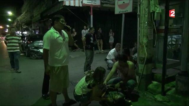 Thaïlande : une série d'attentats dans une station balnéaire