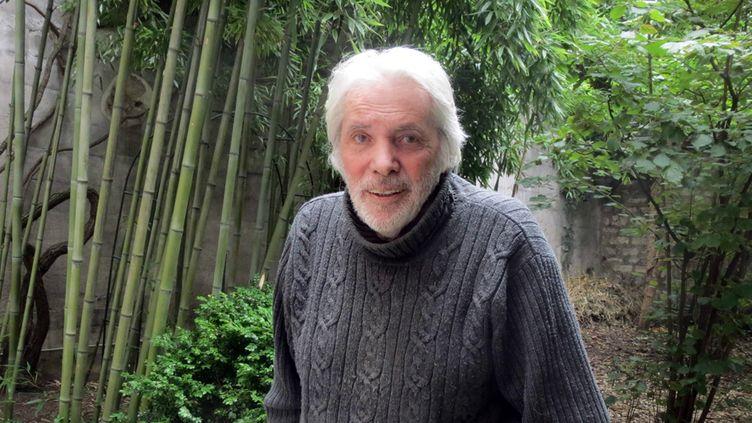 Pierre Barouh à Paris (7 octobre 2013)  (Annie Yanbékian)