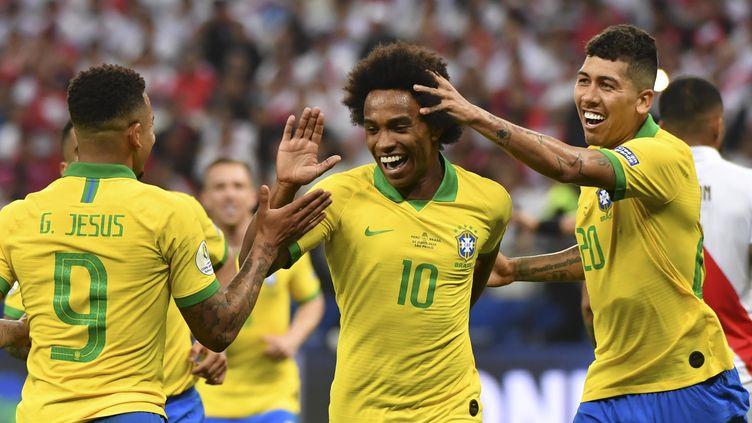(NELSON ALMEIDA / AFP)