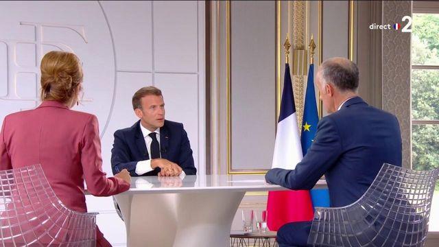 Violences policières : Emmanuel Macron veut généraliser les caméras piéton