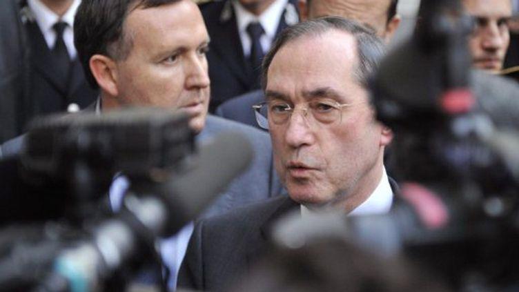 Claude Guéant réfléchit à devenir député (BORIS HORVAT / AFP)