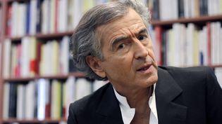 L'écrivain et philosophe Bernard-Henri Levy, le 8 novembre 2011 à Paris. (PATRICK KOVARIK / AFP)