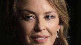 Kellye Minogue le 23 mai à Cannes  (Francois Mori/AP/SIPA)