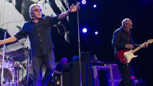 The Who sur scène à Toronto, Canada, le 1er mars 2016.  (Arthur Mola/AP/SIPA)