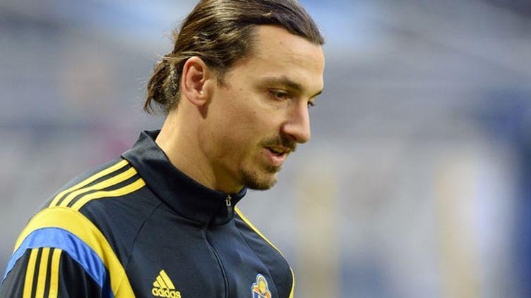 Le joueur suédois Zlatan Ibrahimovic