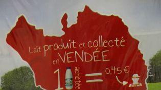 Derrière nos étiquettes : les laits locaux le sont-ils vraiment ? (France 2)