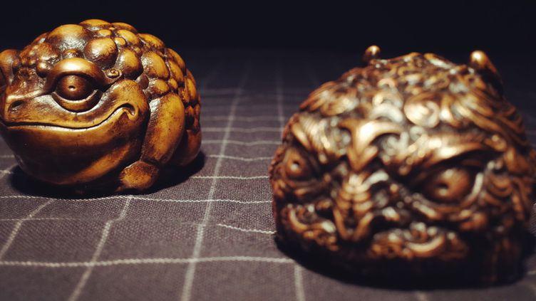 La société Xian Chizi Digital Technology, basée au nord de la Chine,reproduit des figurines d'art millénaires en impression 3D.  (Handout / XI'AN CHIZI DIGITAL TECHNOLOGY COMPANY / AFP)