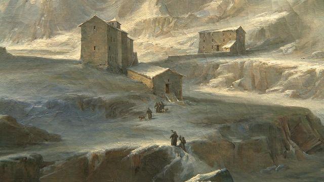 """Exposition """"Derrière la montagne"""""""